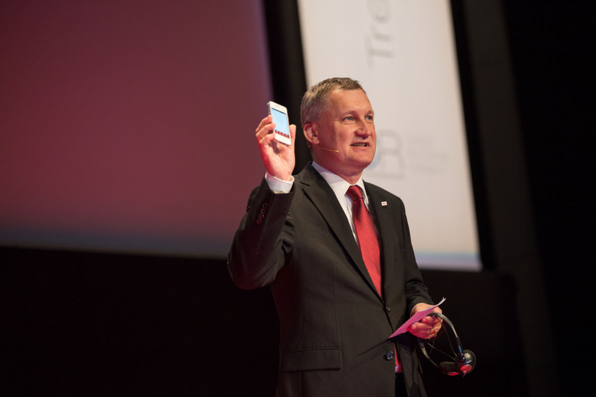 Dr. Ralf Rauch, Geschäftsführer Nobel Biocare Deutschland