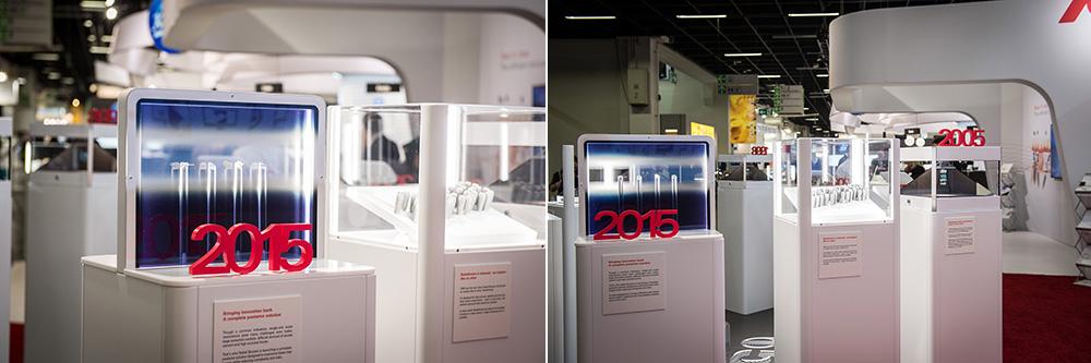 Nobel Biocare Innovationen und ihre Entwicklung (Foto © Robert F. Hausmann, www.eventfotografen.ch)