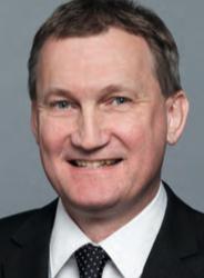 Dr. Ralf Rauch, Geschäftsführer Deutschland-Österreich-Schweiz.