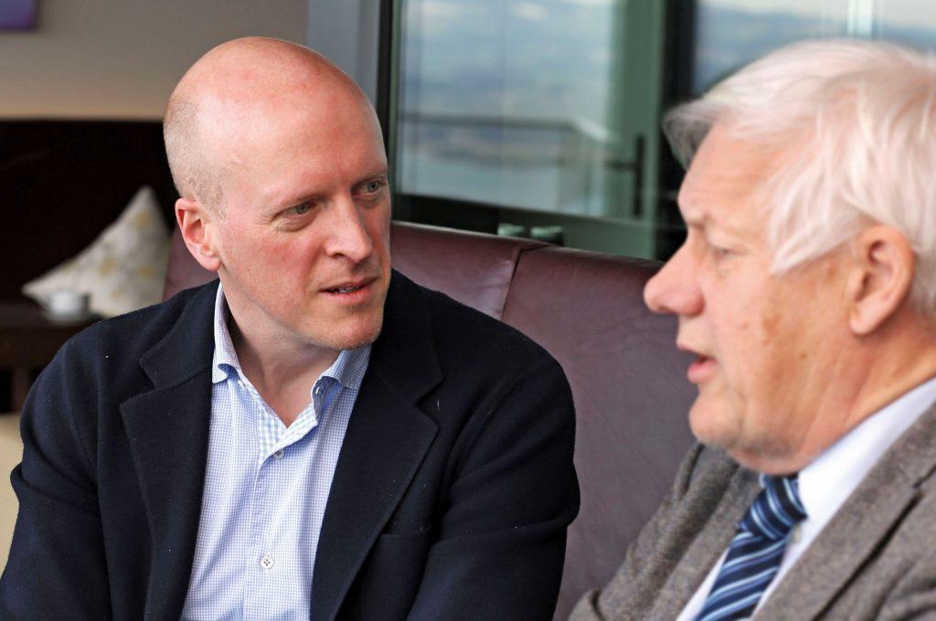 Prof. Tomas Albrektsson im Interview mit Prof. Dr. Stefan Holst