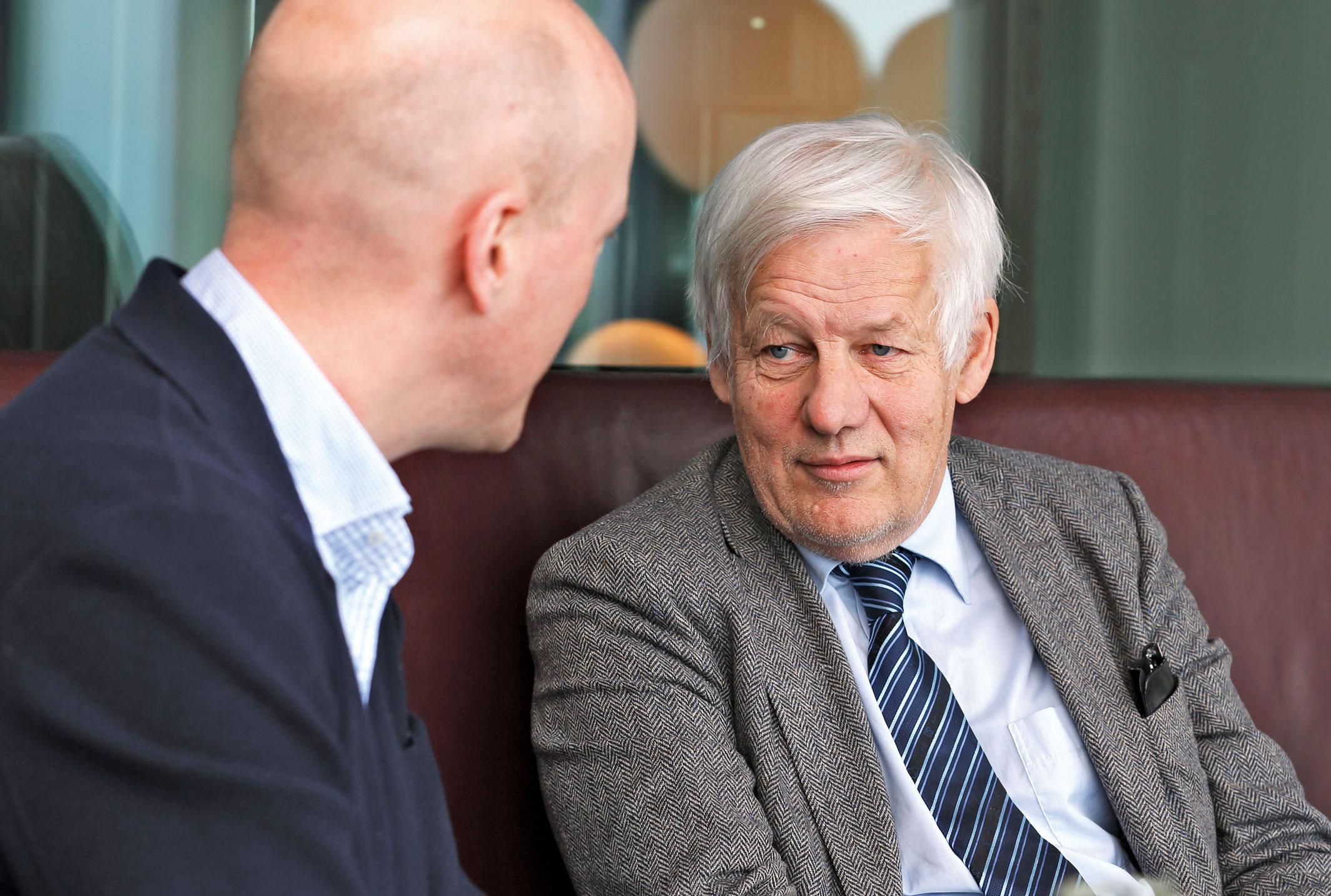 Professor Tomas Albrektsson im Interview