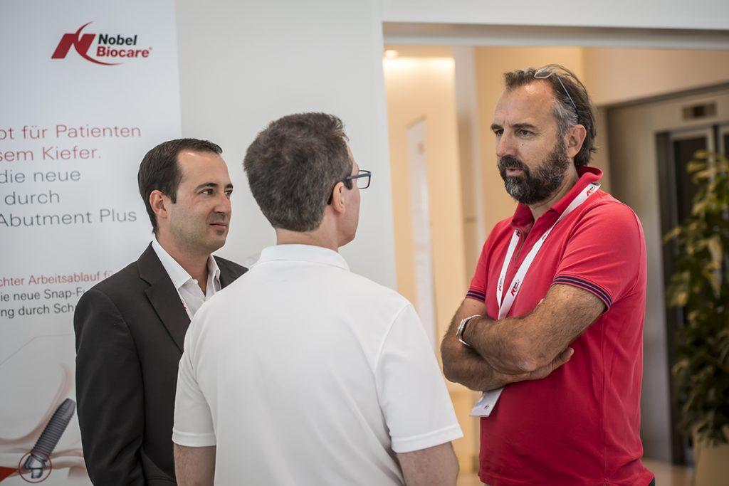 Dr. Flavio Brunner und Dr. Roberto Sleiter