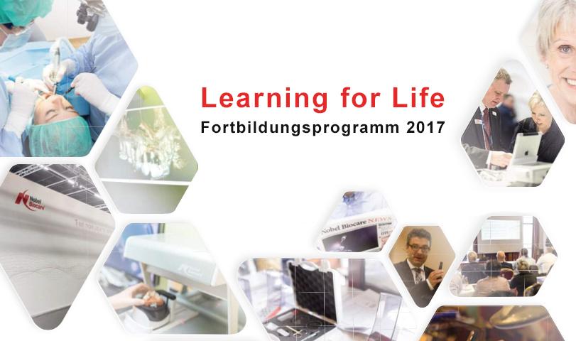 Fortbildungskatalog Nobel Biocare