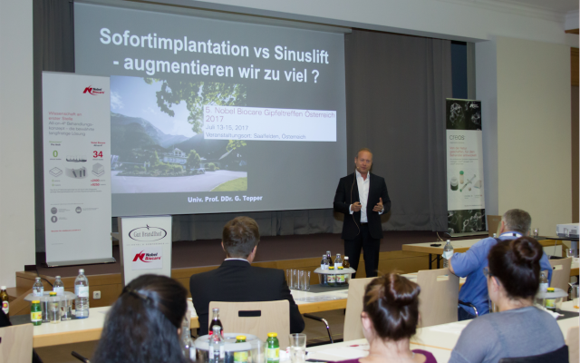 5. Nobel Biocare Gipfeltreffen