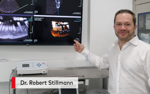 Dr. Robert Stillmann X-Guide